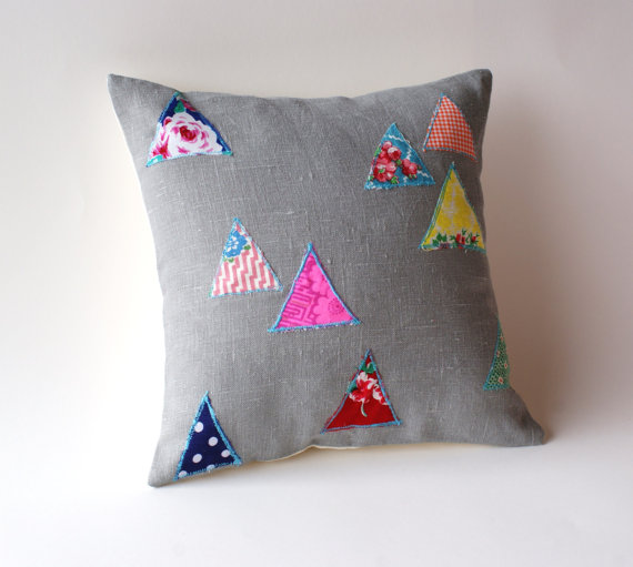 Mountain Pillow Cover