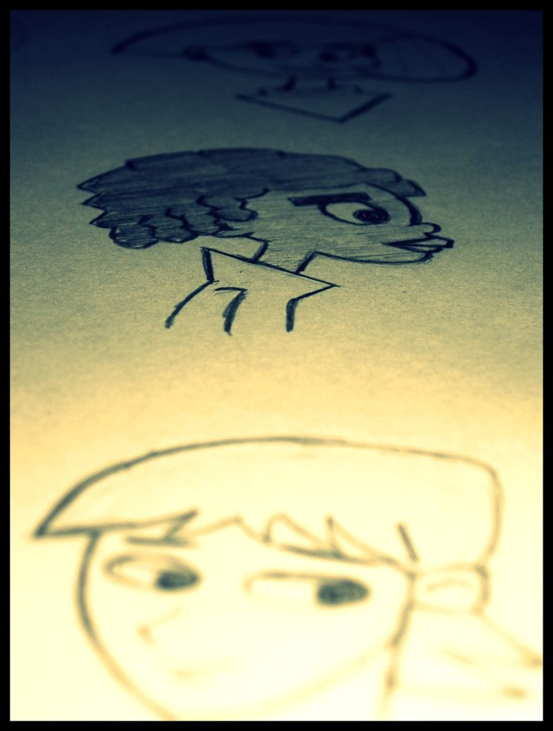 Cartoonsketching